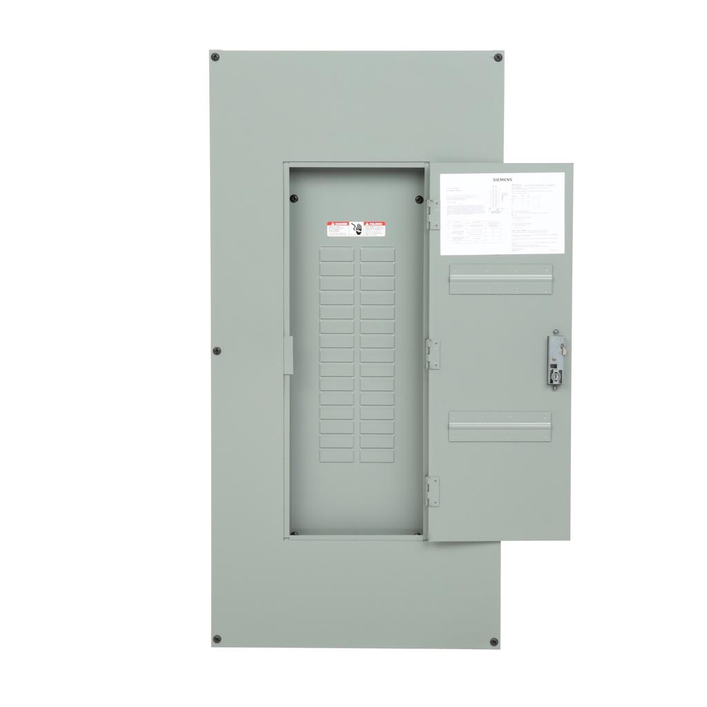 Siemens Industry E3030ML1400SCU 120/240 VAC 400 Amp 1-Phase 3-Wire NEMA 1 Main Lug Load Center