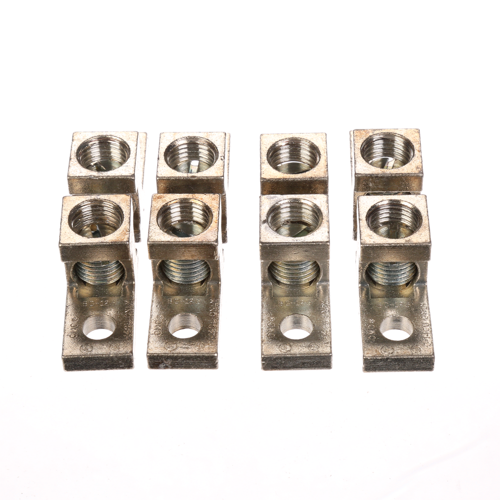 Siemens Industry HLC63 100 Amp 14 to 1/0 AWG Copper Safety Switch Lug Kit
