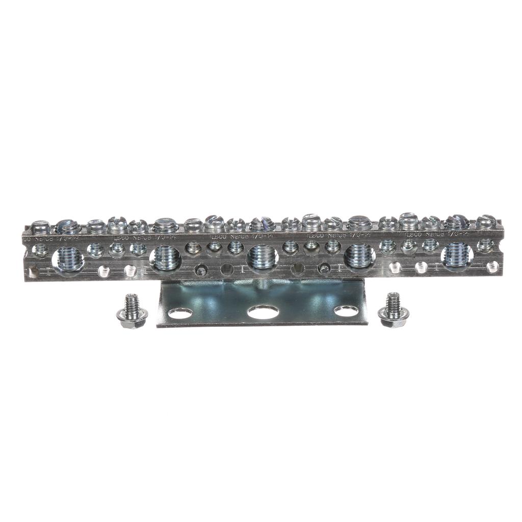 Siemens Industry ECLX073M 5-3/4 Inch 19-Position Meter Load Center Ground Bar Kit