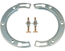 886-MRM Two-piece flange repair ring kit, 1/card Closet Flange Repair Ring