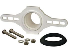 "868-5P 2"" hub connection urinal flange kit Urinal Flange Kit"