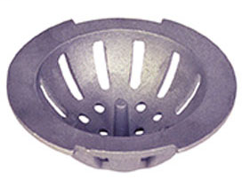 863-U Aluminum Dome Bottom Strainer SquareMax™ Accessories