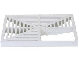 861-53 PVC open-quarter strainer SquareMax™ Accessories