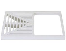 861-51 PVC open-half strainer SquareMax™ Accessories