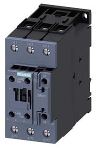 SIEM 3RT20361AK60 CONTACTOR S2 50A 120VAC SCREW 1NO/1NC