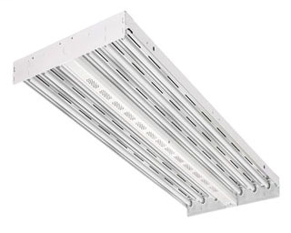 LITH IBZT56 CONTRACTOR SELECT FLUORESCENT HIGH BAY - T5HO, SIX LAMPS