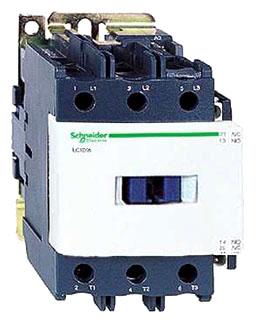 SQD LC1D50BD CONTACTOR 600VAC 50AMP IEC +OPTIONS