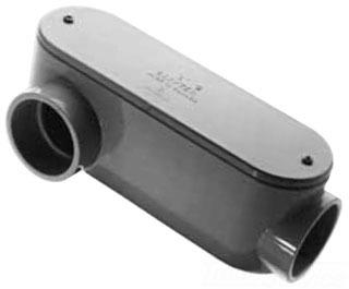 """PVCLR150 1-1/2"""" PVC TYPE-LR FTG SLR50S"""