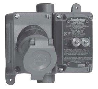 APP EFSC2752023GFI GFI COVER U-LINE RECEPT & BOX