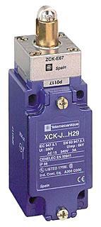 SQD XCKJ167 LIMIT SWITCH 240VAC +OPTIONS