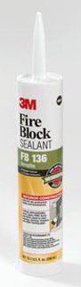 MMM FB136 FIRE BLOCK SEALANT FOR RESI. CONSTR