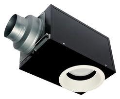 PAN FV-08VRE1 WHISPER RECESSED LED (LED LAMP INCLUDED)