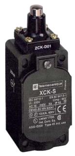 SQD XCKS101 LMT SWITCH 240VAC 3A