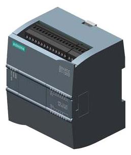 SIEM 6ES72141BG400XB0 CPU 1214C, AC/DC/RELAY, 14DI/10DO/2AI