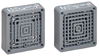 FEDS 350-120-30 HORN 120VAC 0.2 AMPS GRAY