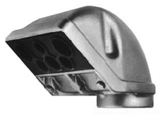 CRS-H F966 3-1/2 AL THRD ENT CAP