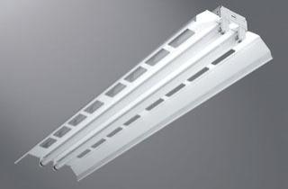 Industrial Fluorescent Fixture