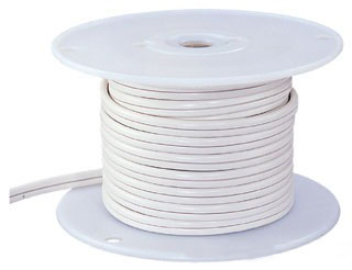 AMB 9469-15 LX 25 10/2 INDOOR CABLE-WH