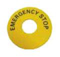 SIEM 52AAR 30MM EMERGENCY STOP RING