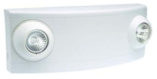 DUAL LZ2 2 HEAD EMERGENCY LIGHT