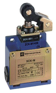 SQD XCKM121 LIMIT SWITCH 240VAC +OPTIONS