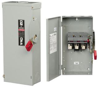 GE TH3363 100A-600V-3P SW