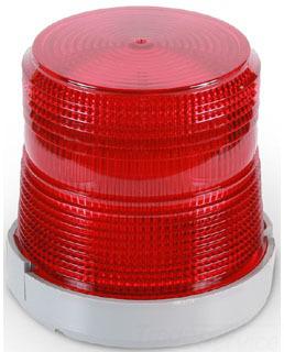 EDW 96BR-N5 120VAC RED STROBE LGT