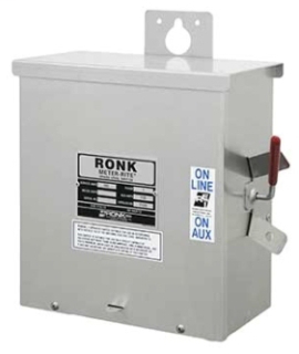 RONK 7103 100A DPDT TRANSFER SWITCH
