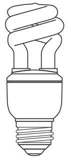 G FLE9H/T3/2/841-120 9W LAMP PRO# 42171