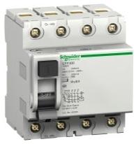 SQD 60989 GFP 4P 25A 30MA AC SIE