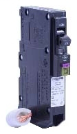 SQD QO120DF 1P 20A 120V DUAL FUNCTION ARC FAULT/GROUND FAULT BREAKER