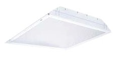 Fluorescent Recessed Light Troffer