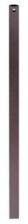 """EMN CFDR4ORB 48"""" DOWNROD OIL RUBBED BRONZE"""