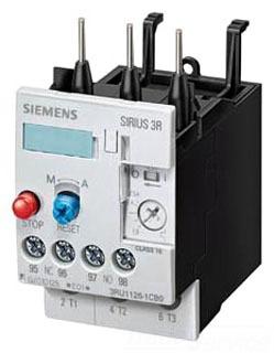 SIEM 3RU1126-4AB0 OVERLOAD IEC S0 CL10 11 - 16A SCREW