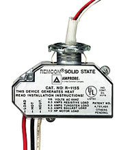AMP R115S REMCON 3WIRE LOW VOLT SWITCH RELAY