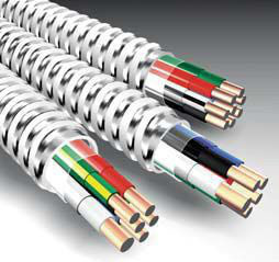 Wire Cords Amp Cables High Voltage Power Cable Interlocked