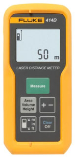 Laser Distance Meter and Infrared Thermometer Combination Kit