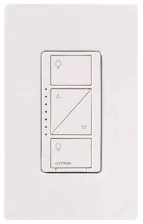 LUT PD-6WCL-WH 600W WALLBOX RF DIMMER