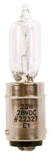 EDW 50LMP-25WH 25W HAL REPL LAMP