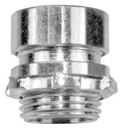 AMFI EC750 1/2 STEEL EMT COMP CONN