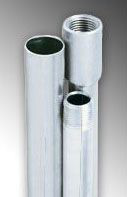 "AL075 3/4"" ALUMINUM CONDUIT (cap:red)"