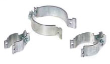 B-L 4D2004PAZN 4D PIPE AND CONDUIT CLAMP PRE-ASSEMBLED EMT 1 1/4-IN ZINC PLATED