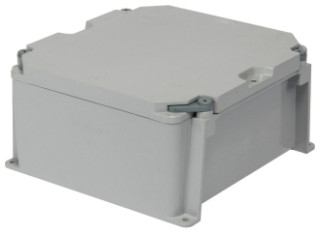 SCE 277006 8X8X4 PVC JUNCTION BOX