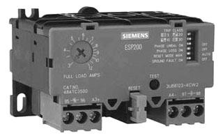 SIEM 3UB81234EW2 OVERLOAD RELAY 10-40AMPS 3PH ESP200