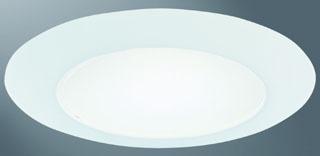 HALO 70PS WHITE FRAME SHOWER TRIM TOP 150 ITEM