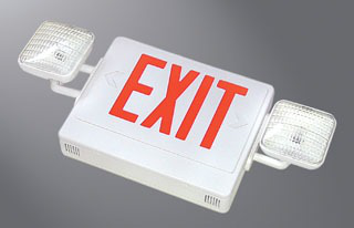 APRO APX7R EXIT LIGHT