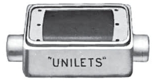 OZ-G FDC-1-50 1G MALL FDC BOX