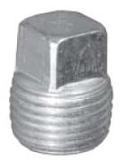 APP PLG-100S 1-IN SQ HEAD PLUG