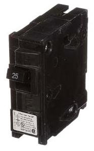 SIEM Q125 BREAKER 25A 1P 120V 10K QP