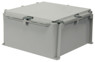 SCE 277009 12X12X6 PVC JUNCTION BOX